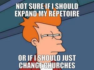 my-repertoire
