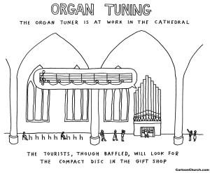 organ-tuning