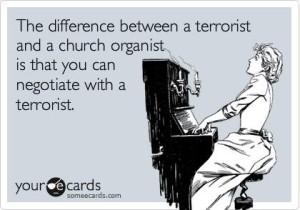 organist-terrorist