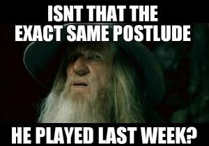 Same postlude