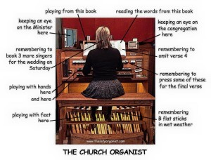 the-church-organist